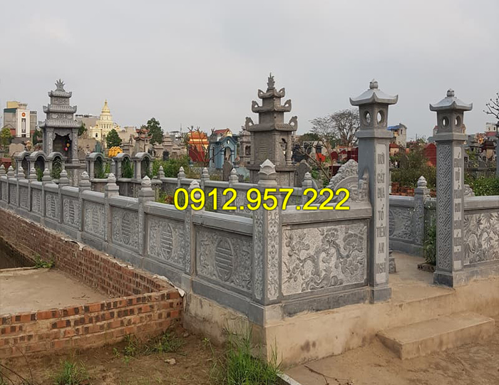 Kiểu lăng mộ đẹp