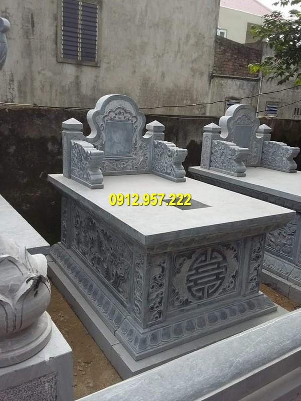 Hình ảnh mộ hậu bành bằng đá đẹp nhất Việt Nam