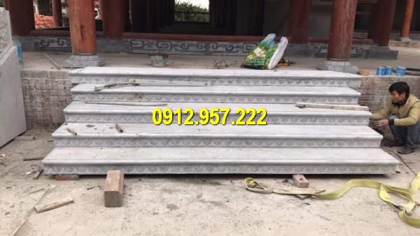 Thi công lắp đặt bậc tam cấp bằng đá tại 64 tỉnh thành trên cả nước