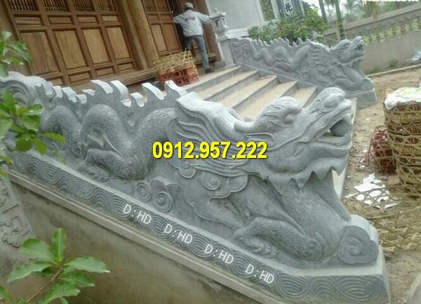 Báo giá tượng rồng bằng đá xanh Ninh Bình