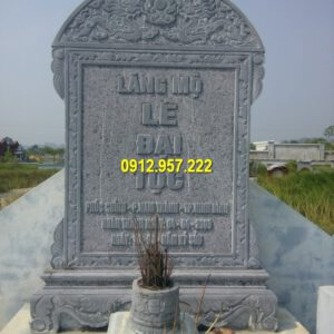 Bia mộ đá đẹp - Các mẫu bia đá giá rẻ đẹp nhất Việt Nam