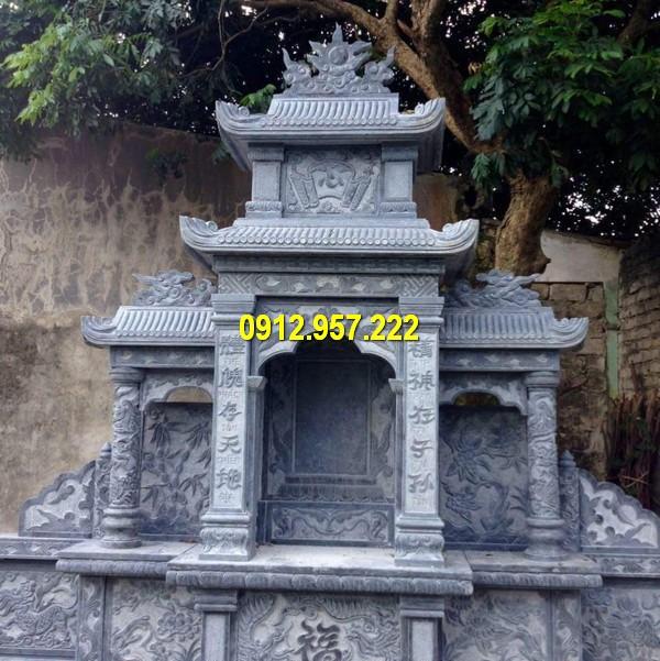 Mẫu long đình đá đẹp nhất Việt Nam