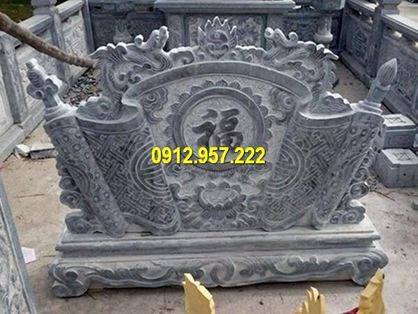Bình phong đá xanh đẹp được bán tại Hà Nội