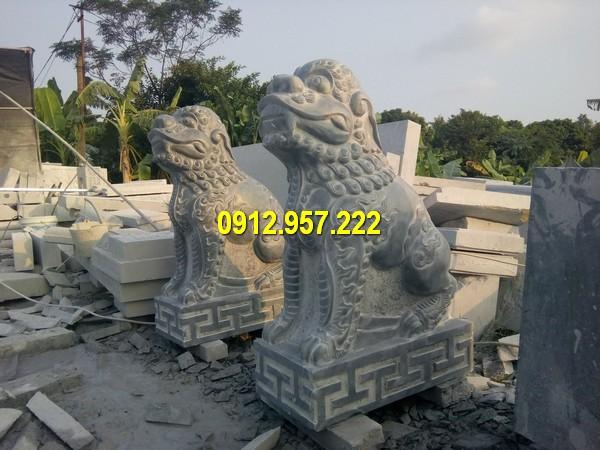 Mẫu nghê đá thuần Việt chất lượng cao của Đá mỹ nghệ Thái Vinh