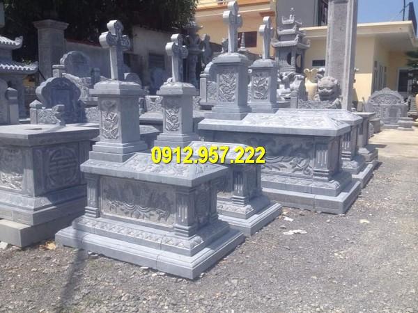 Lăng mộ đá công giáo đang rất được ưa chuộng