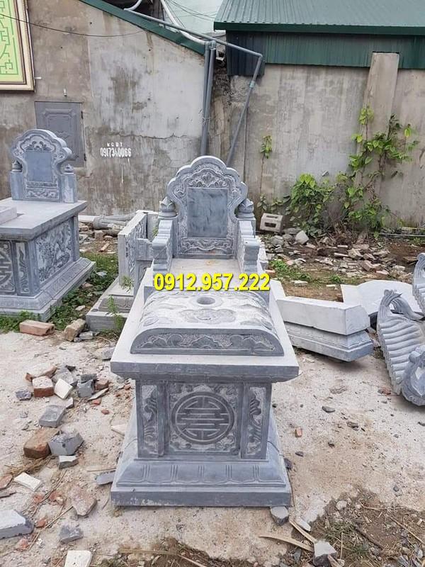 Mẫu mộ đẹp đang được ưa chuộng cho khu lăng mộ đá