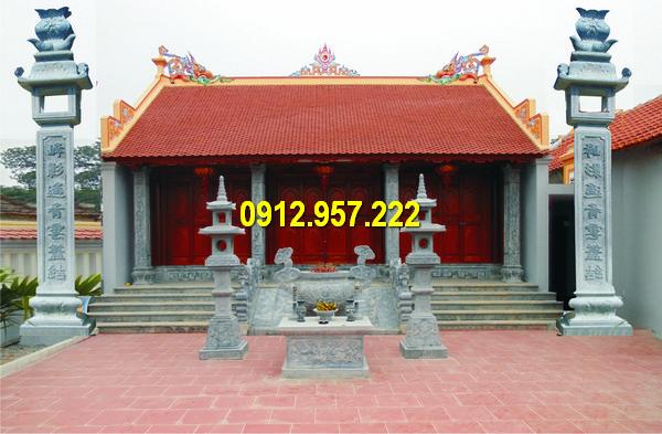 Hình ảnh nhà thờ họ, nhà thờ tổ tiên đẹp nhất Việt Nam