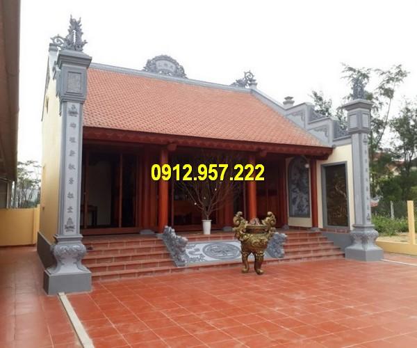 Hình ảnh nhà thờ họ đẹp mê ly tại Đá mỹ nghệ Thái Vinh