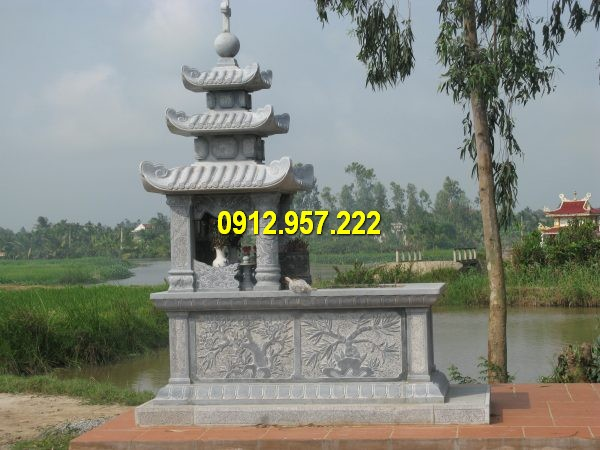 Thiết kế khu lăng mộ đá đẹp nhất Việt Nam