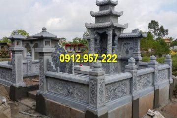 Cơ sở bán lăng mộ đá tại Hà Nội uy tín giá thành hợp lý