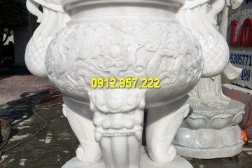 Giá lư hương bằng đá giá ở Ninh Thuận