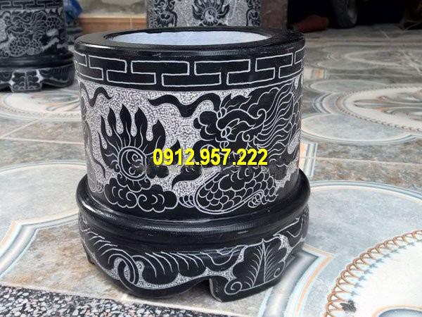 Giá mẫu bát hương bằng đá xanh đẹp tại Thừa Thiên - Huế