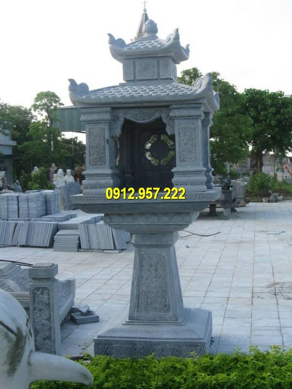 Cây hương đá chuẩn kích thước phong thủy đẹp nhất