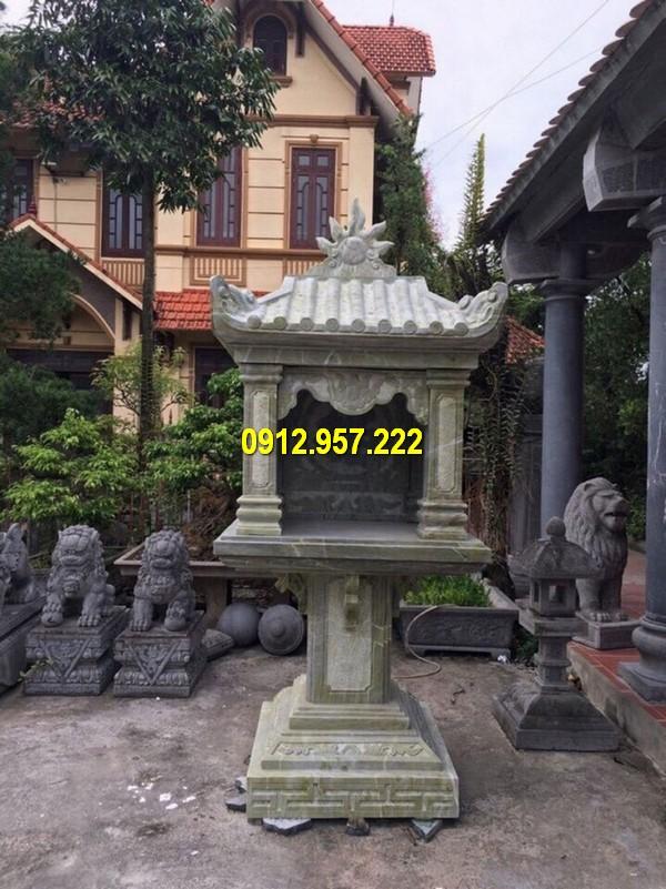 Mẫu cây hương đá nghĩa trang đẹp