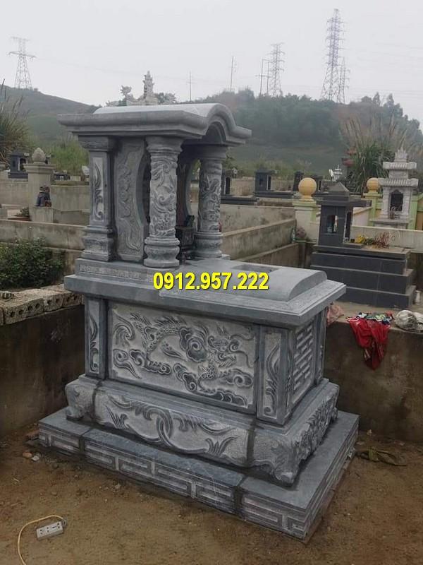 Đá mỹ nghệ Thái Vinh thiết kế, thi công các sản phẩm mộ đá chuẩn phong thuỷ
