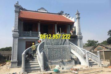 Mẫu nhà thờ họ 3 gian đẹp nhất Việt Nam