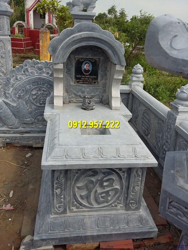 Mộ vòm thường được sử dụng trong các khu lăng mộ dòng họ