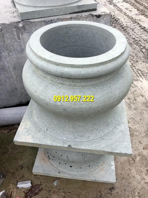 Thi công lắp đặt bán giá đá kê cột nhà ở Bình Dương