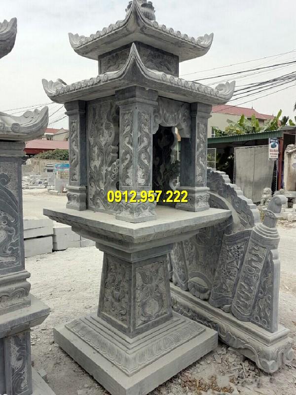 Giá am thờ bằng đá tại Sơn La