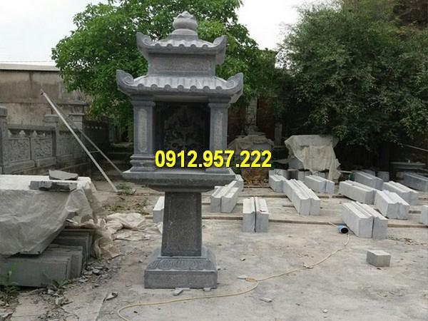 Lắp đặt mẫu cây hương nghĩa trang tại Bắc Ninh