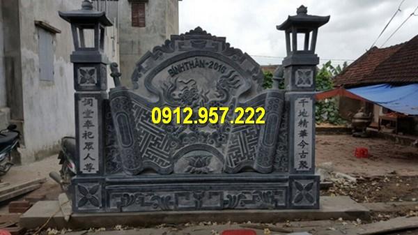 Thi công bình phong rẻ đẹp ở Quảng Ninh