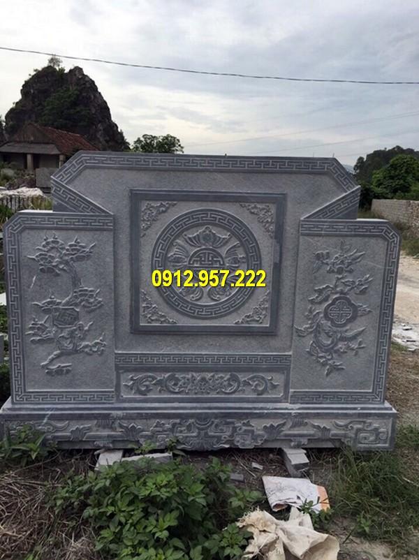 Giá mẫu cuốn thư bằng đá tại Sơn La