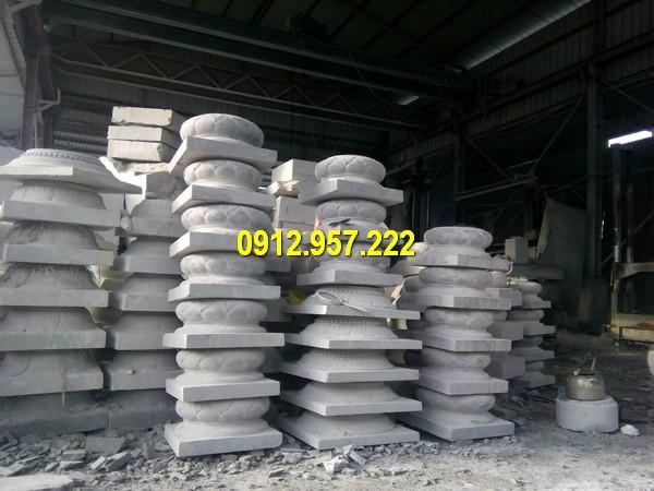 Thi công lắp đặt bán đá kê cột giá rẻ tại Đắk Lắk