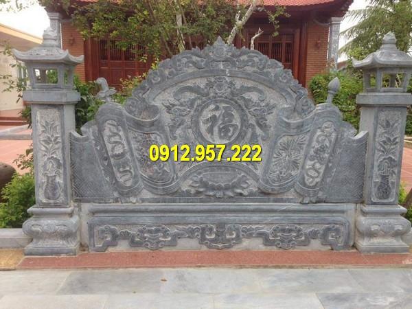 Mua bình phong bằng đá ở Lâm Đồng