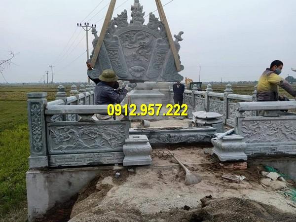 Thi công kích thước bình phong ở Thanh Hóa