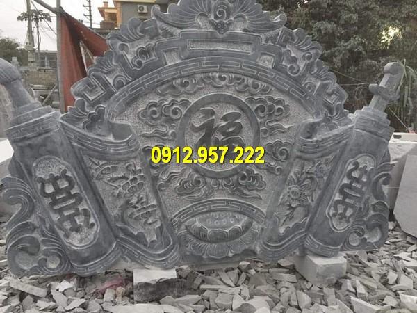 Bán bình phong lăng mộ ở Hà Tĩnh
