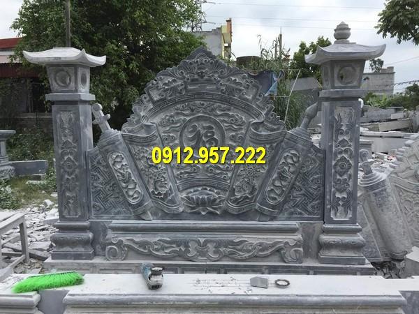 Giá cuốn thư lăng mộ đá tại Thừa Thiên - Huế