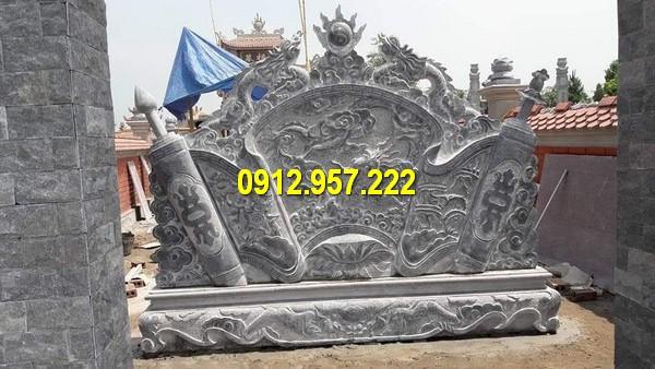 Làm bình phong từ đường ở Đà Nẵng