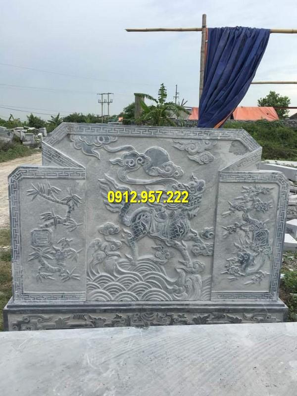 Bán cuốn thư đá bình phong ở Đắk Lắk
