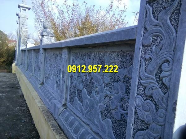 Thi công, chế tác lan can đá đẹp tại Cao Bằng