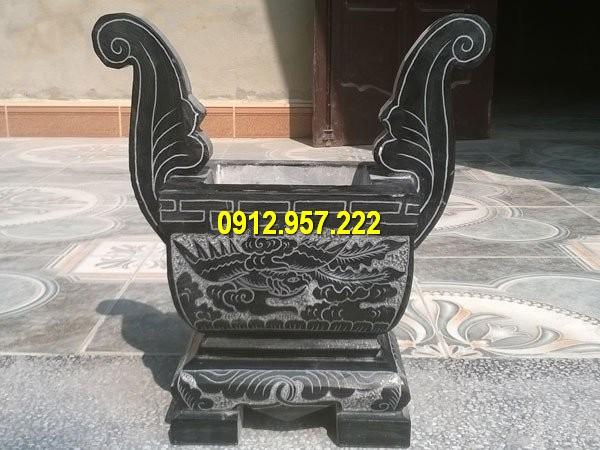 Bát hương đá ở Hà Nội đẹp - Giá bán lư hương, bát hương đá ở Hà Nội