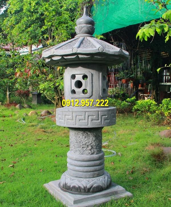Mẫu đèn đá sân vườn đẹp tại Đá mỹ nghệ Thái Vinh