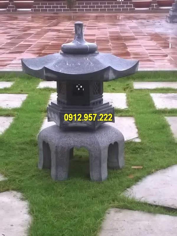 Mẫu đèn đá sân vườn đẹp nhất 2019