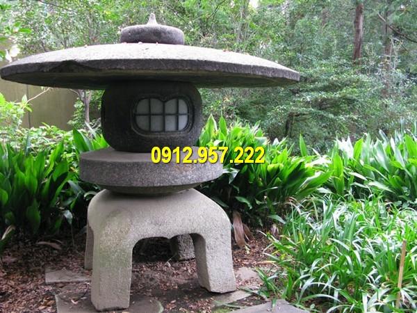 Hình ảnh đèn đá sân vườn đẹp