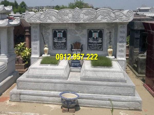 Ý nghĩa mộ đá đôi