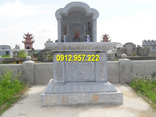 Mẫu mộ đá một mái – Hình ảnh mộ đá một mái đẹp nhất Việt Nam