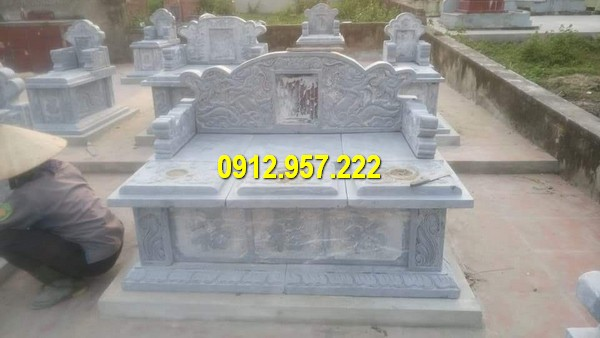 Mộ mộ đôi tam sơn chuẩn phong thuỷ