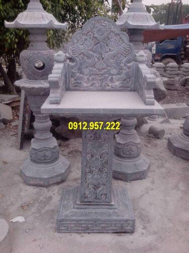 Miếu thờ thổ công, thần linh được chế tác tại Đá mỹ nghệ Thái Vinh