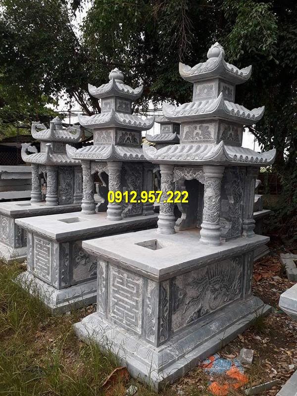 Các mẫu mộ ba đao chuẩn phong thuỷ