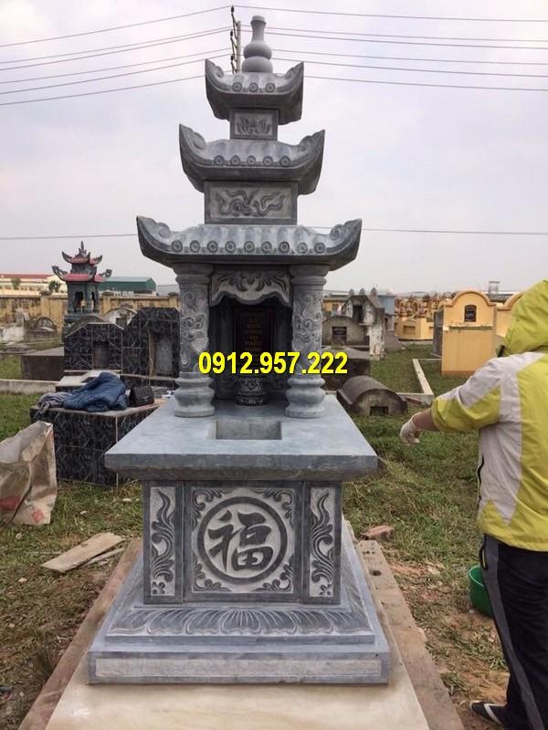 Đá mỹ nghệ Thái Vinh bán làm mộ đá ba đao giá rẻ uy tín
