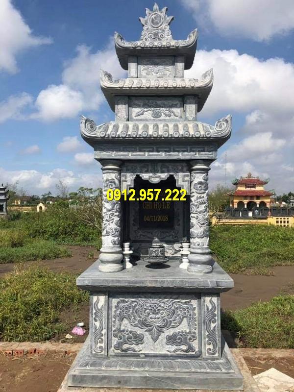 Mộ ba đao đá Ninh Vân Ninh Bình