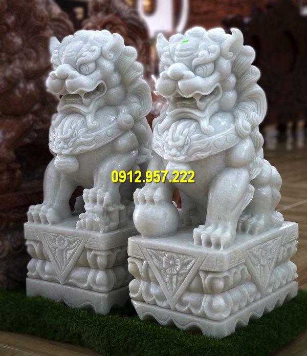 Mua tượng kỳ lân bằng đá phong thuỷ ở đâu, giá bao nhiêu?