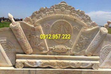 Nơi bán bình phong đá vàng giá rẻ tại Hải Phòng, Hà Nội, Đà Nẵng, Cần Thơ