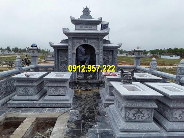 Khu lăng mộ đá Ninh Vân Ninh Bình