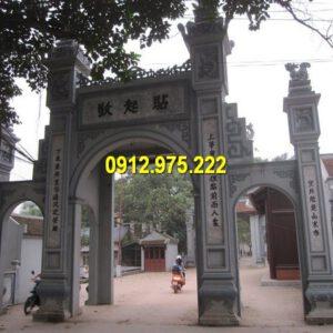 Mộ vòm đá xanh - Mộ đá vòm chất lượng cao đẹp nhất Việt Nam