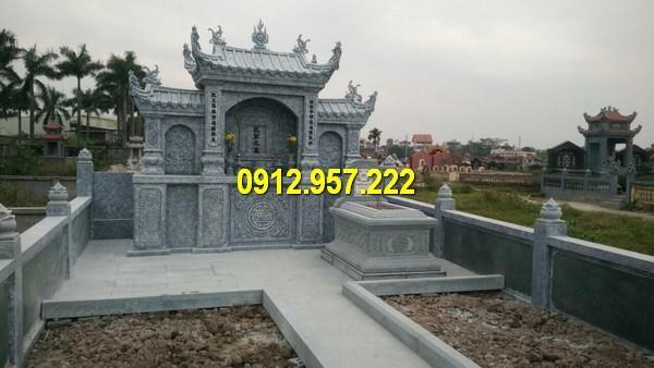 Khu lăng mộ đá đẹp giá rẻ